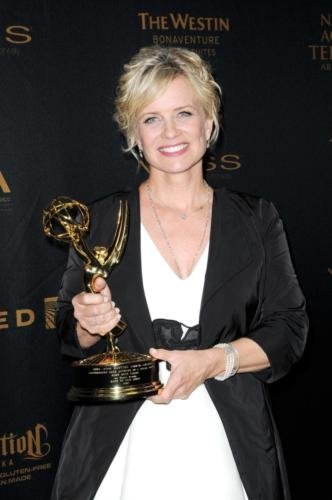 Everyone loves Kayla! DAYS Mary Beth Evans won Lead Actress just a few years ago!
