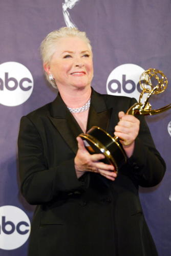 Daytime icon, Susan Flannery wins again for Lead Actress. She won 4 times.