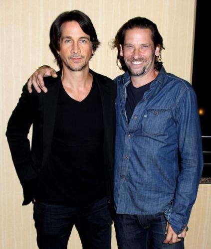 Michael Easton Roger Howarth RS