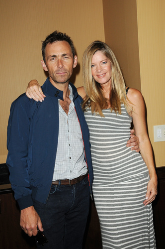 Two GH MVP's, James Patrick Stuart (Valentin) and Michelle Stafford (Nina).