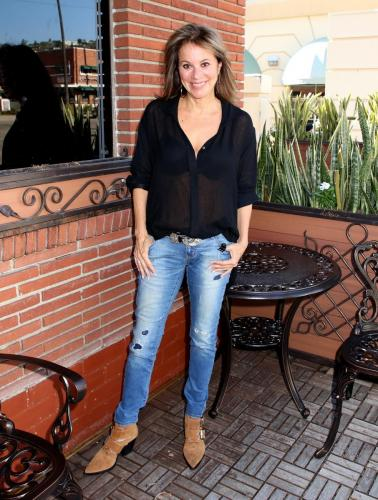 Nancy Lee Grahn held one of her private and special events for her longtime fans.