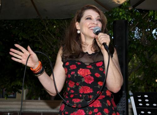 Kathleen Gati always wows the crowd.