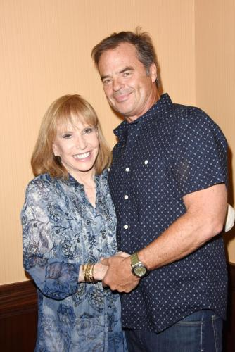 Wally was also joined by GH icon, Leslie Charleson ... Monica Quartermaine!