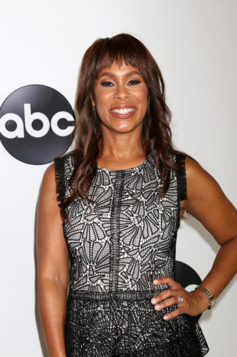 ABC Entertainment President, Channing Dungey.