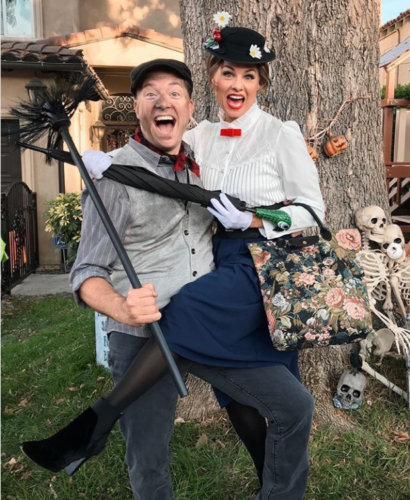 Is that Mary Poppins, or ex-Y&R's Jessica Collins?
