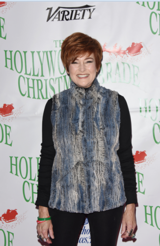 GH's Carolyn Hennesy looking bright and cheery.
