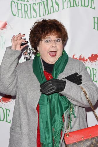 Longtime Days fave, Patrika Darbo getting into the holiday spirit.