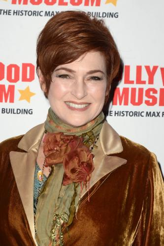 GH's Carolyn Hennesy showed up to celebrate with the ladies from 'Knots'.