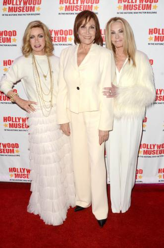 Donna Mills, Michele Lee, and Joan Van Ark hit the red carpet.