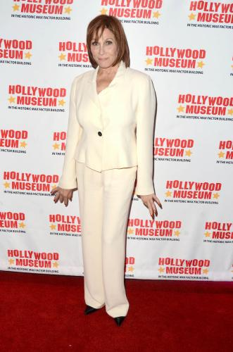 Michele Lee strikes a pose as everyone remembers her stellar performances as Karen Fairgate MacKenzie on 'Knots'.