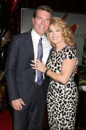 Ah, Jack and Nikki, the duo of Peter Bergman and Melody Thomas Scott.