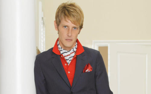 "Hamptons socialite and bestie to Emily, Nolan Ross (Gabriel Mann), had his own style on ""Revenge""."