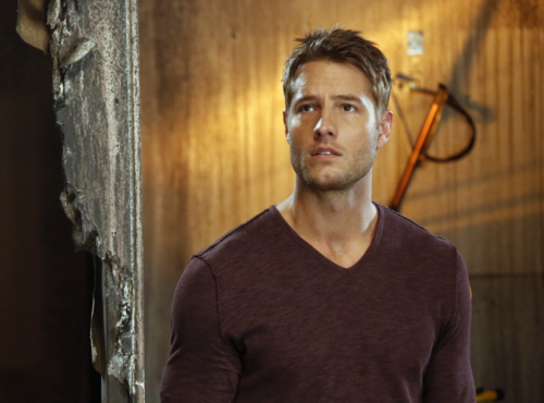 "Before Y&R and ""This Is Us"", Justin Hartley played Victoria Grayson's gay son on ""Revenge""."