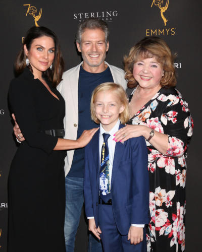 DAYS Wesley Family Reunion with Nadia Bjorlin, Kevin Spirtas, Christian Ganiere, and Patrika Darbo!