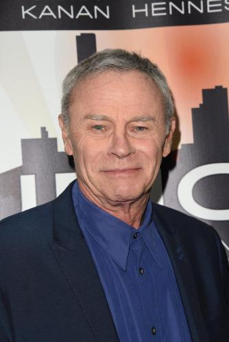The one and only Tristan Rogers, who is wonderful in his role in 'Studio City'.