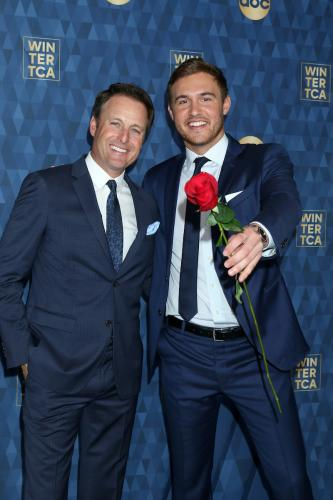 """Chris Harrison and Peter Weber already handing out roses as the new season of """"The Bachelor"""" is in full swing."""